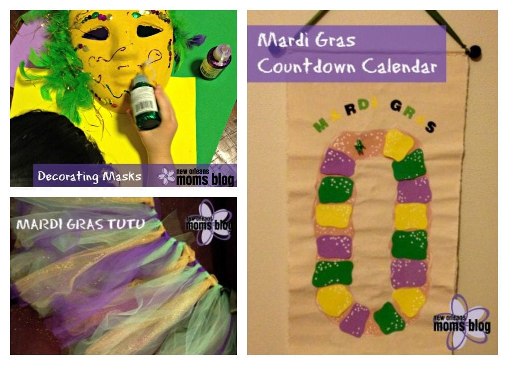 crafting it up for mardi gras tutu countdown calendar