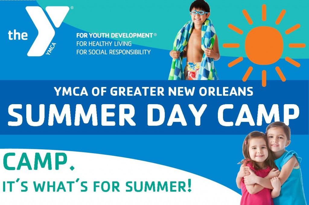 YMCA of Greater New Orleans Summer Camp