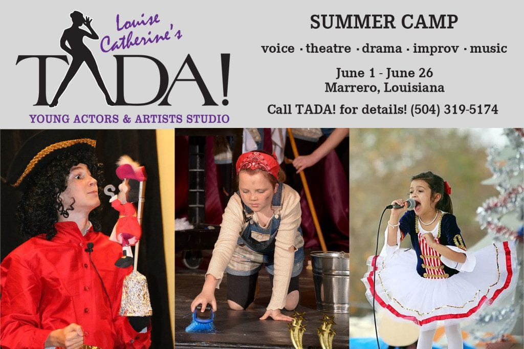 TADA Summer camp