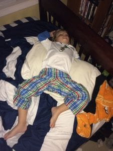 B Sleep