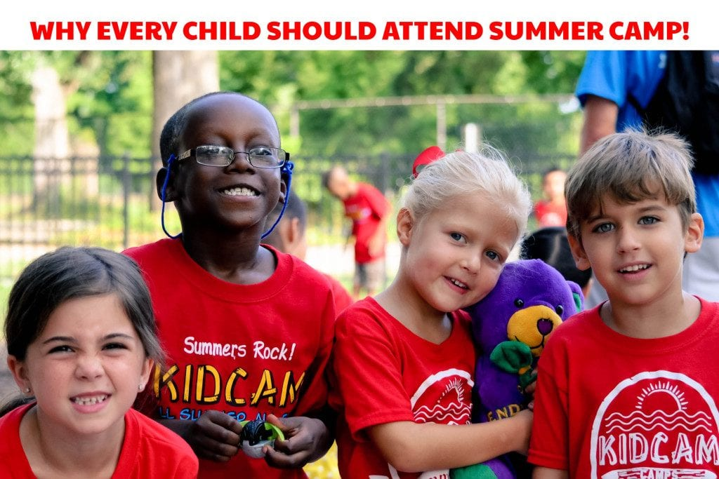 kidcam summer camps New Orleans