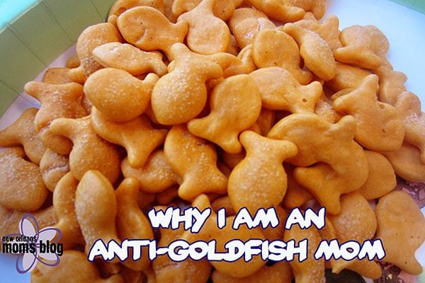 Goldfish Mom