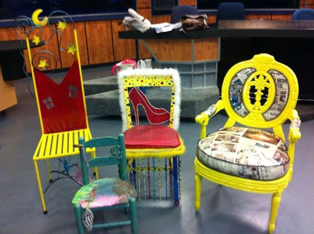 Chairish chairs