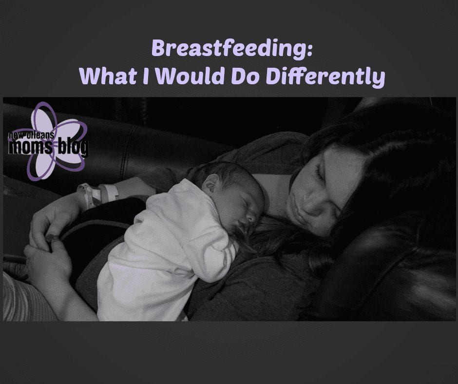 breastfeeding differently featured image