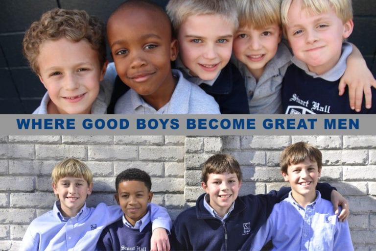 Stuart Hall School for Boys {One Parent's Experience}