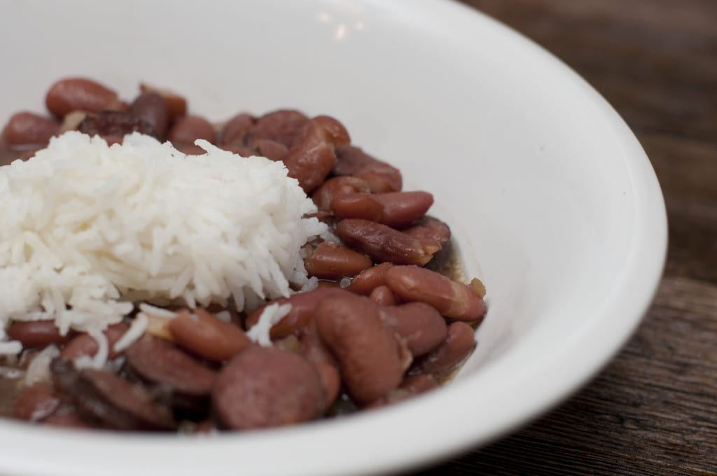 creole red beans