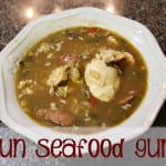 Cajun Seafood Gumbo :: From Our Family to Yours