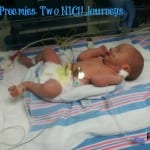 Two Preemies, Two NICU Journeys