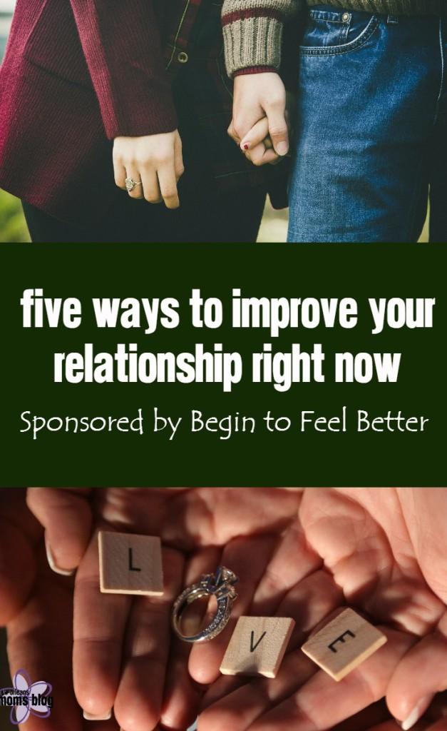 five ways to improve