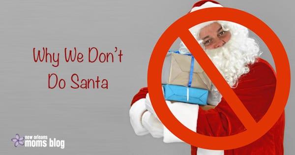 teaching kids about santa