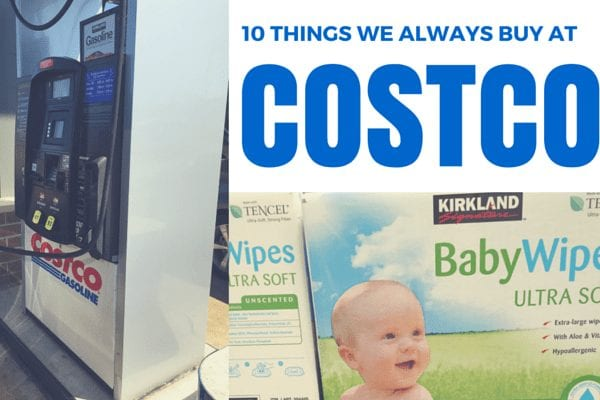 10 Products We Always Buy at Costco :: 2 New Orleans Moms Break It Down For You