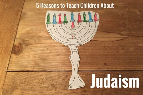 5 Reasons to Teach Children About