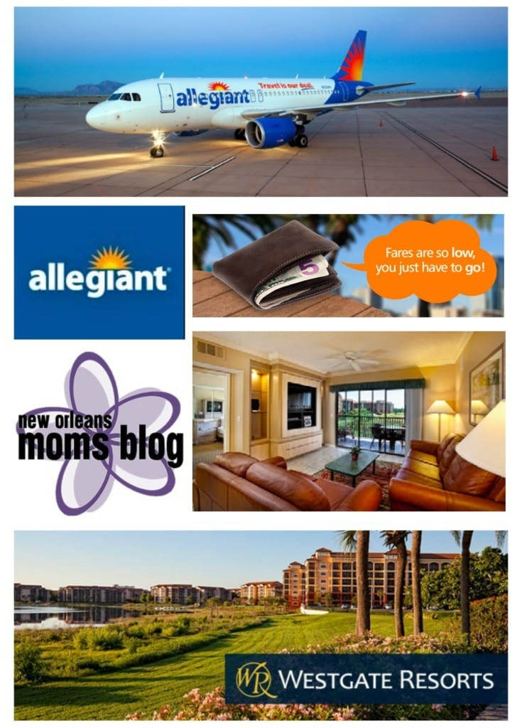 Allegiant Air Westgate Resorts