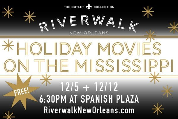 Holiday Movies on the Mississippi
