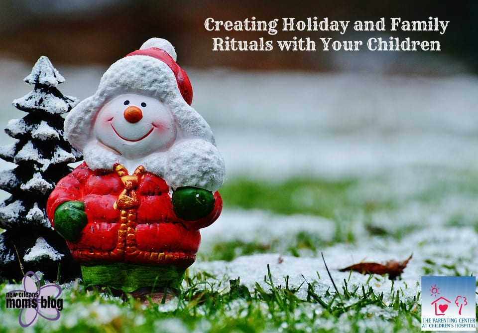 holiday rituals featured