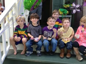 MG kidparty