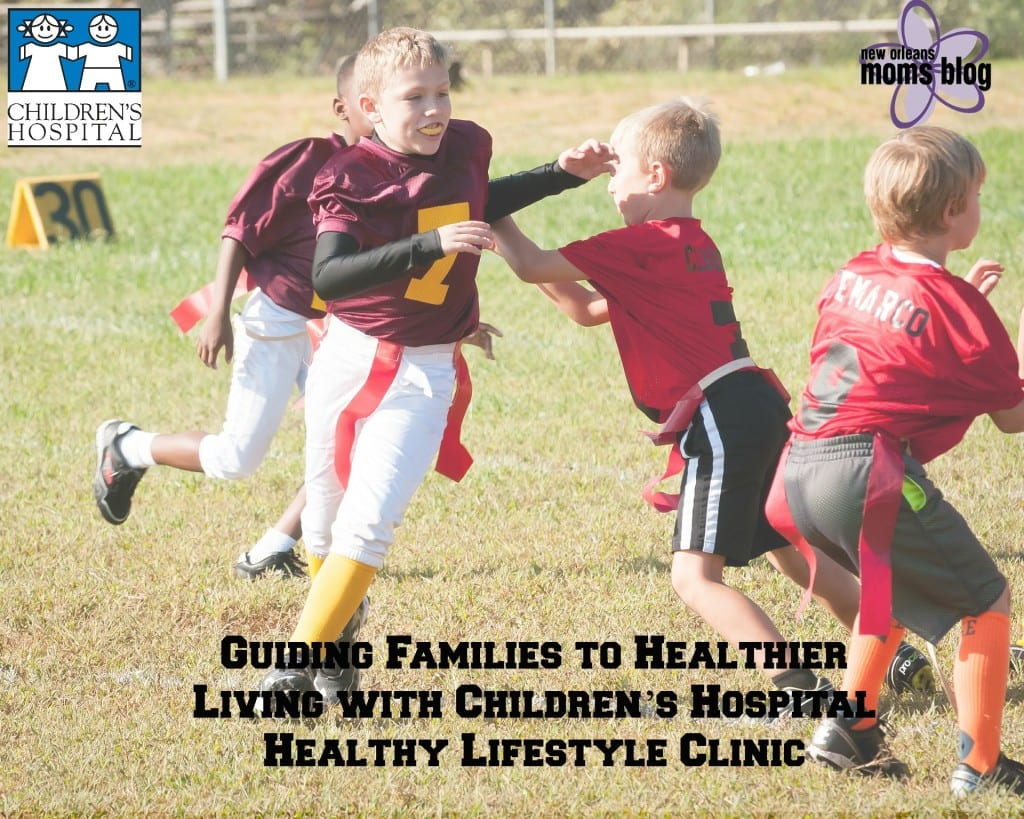 chnola healthy lifestyle clinic
