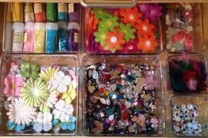 craft drawer