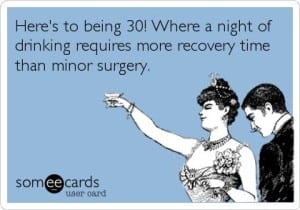 recovery from drinking