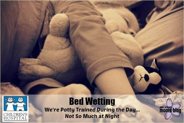 Bed wetting FINAL