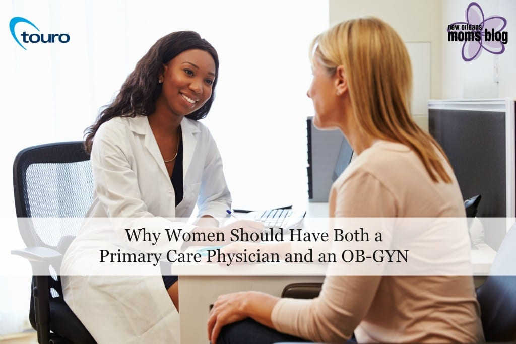 It Takes Two Why Women Should Turn To Both A Primary Care Physician