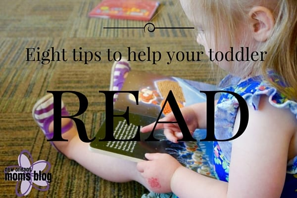 Eight tips to help your toddler