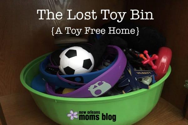 lost toy bin