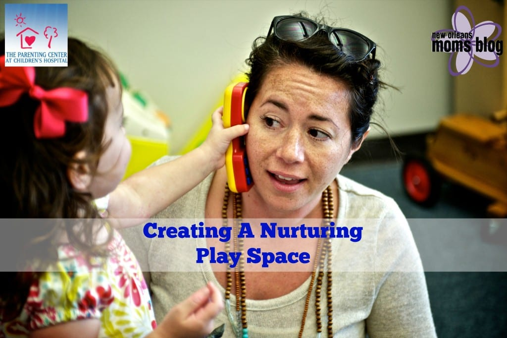 nurturing play space