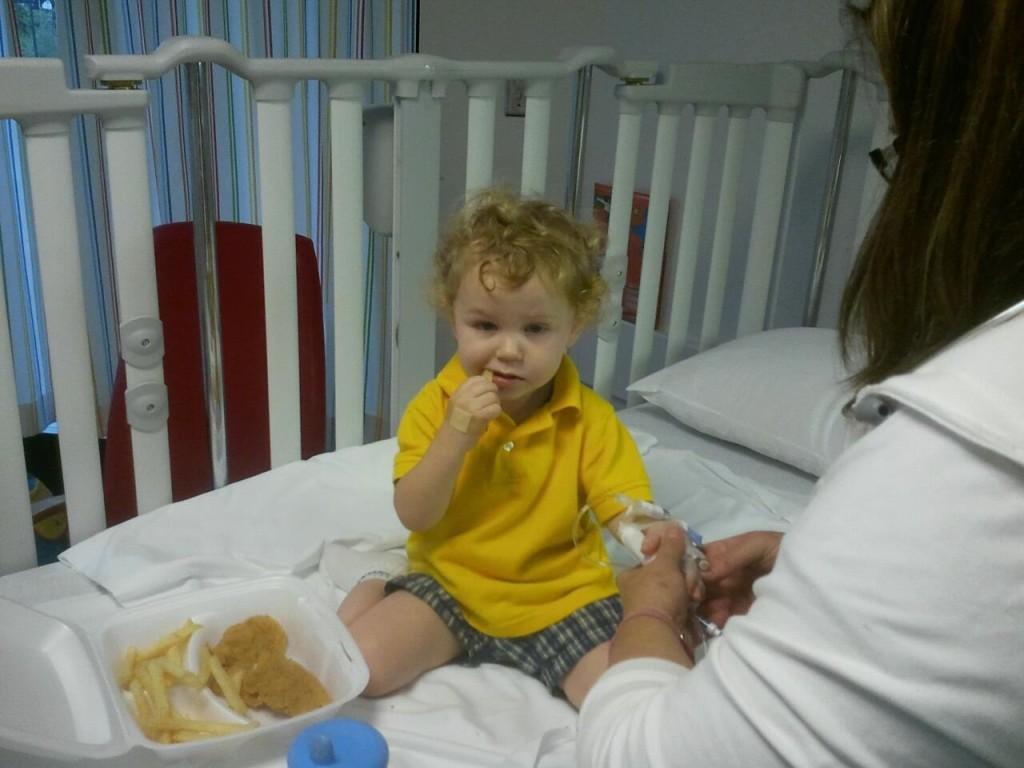 James hospital bed