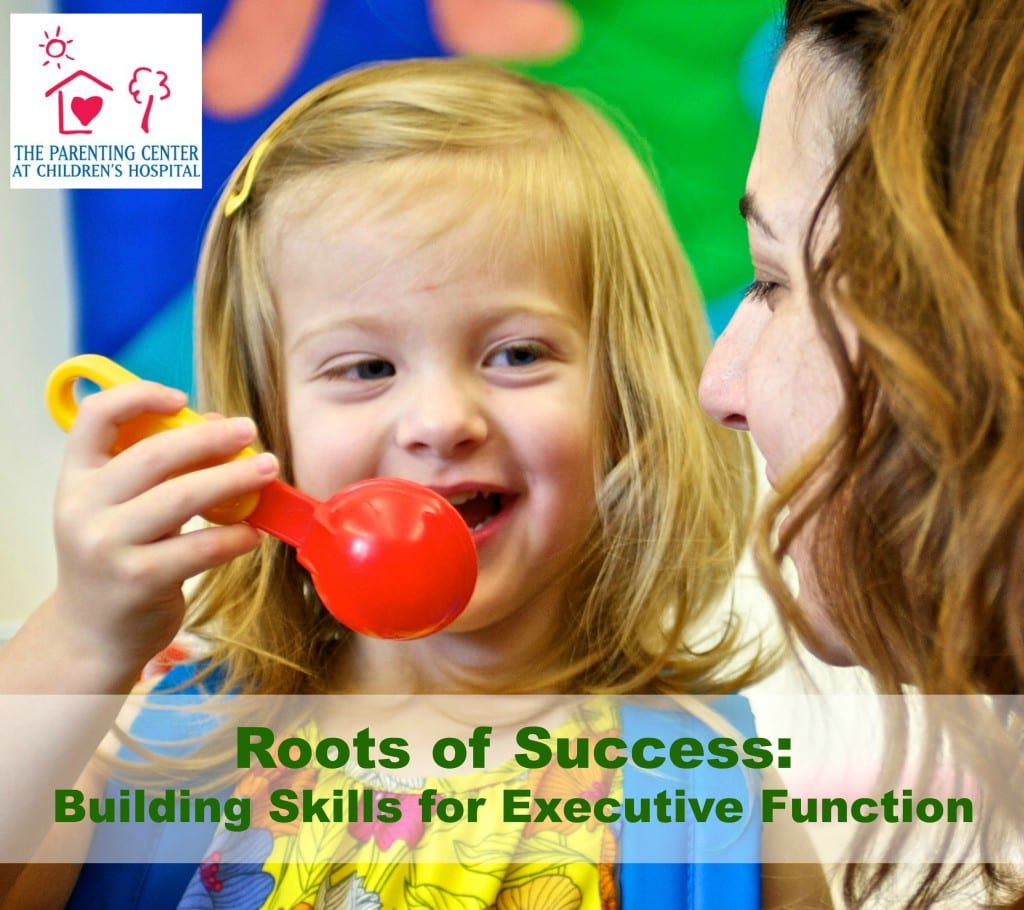 Building Skills for Executive Function