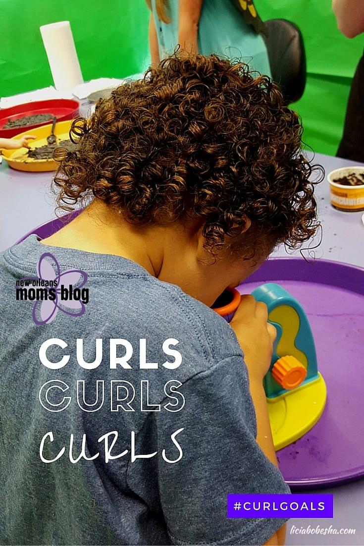 tear free beautiful curls