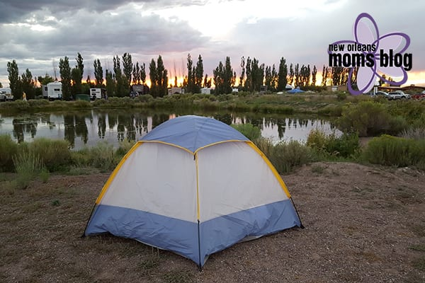 Camping-New-Orleans