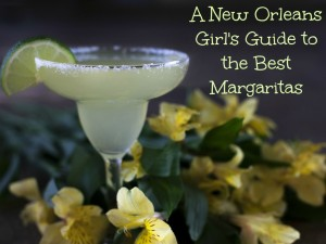 New Orleans Margaritas