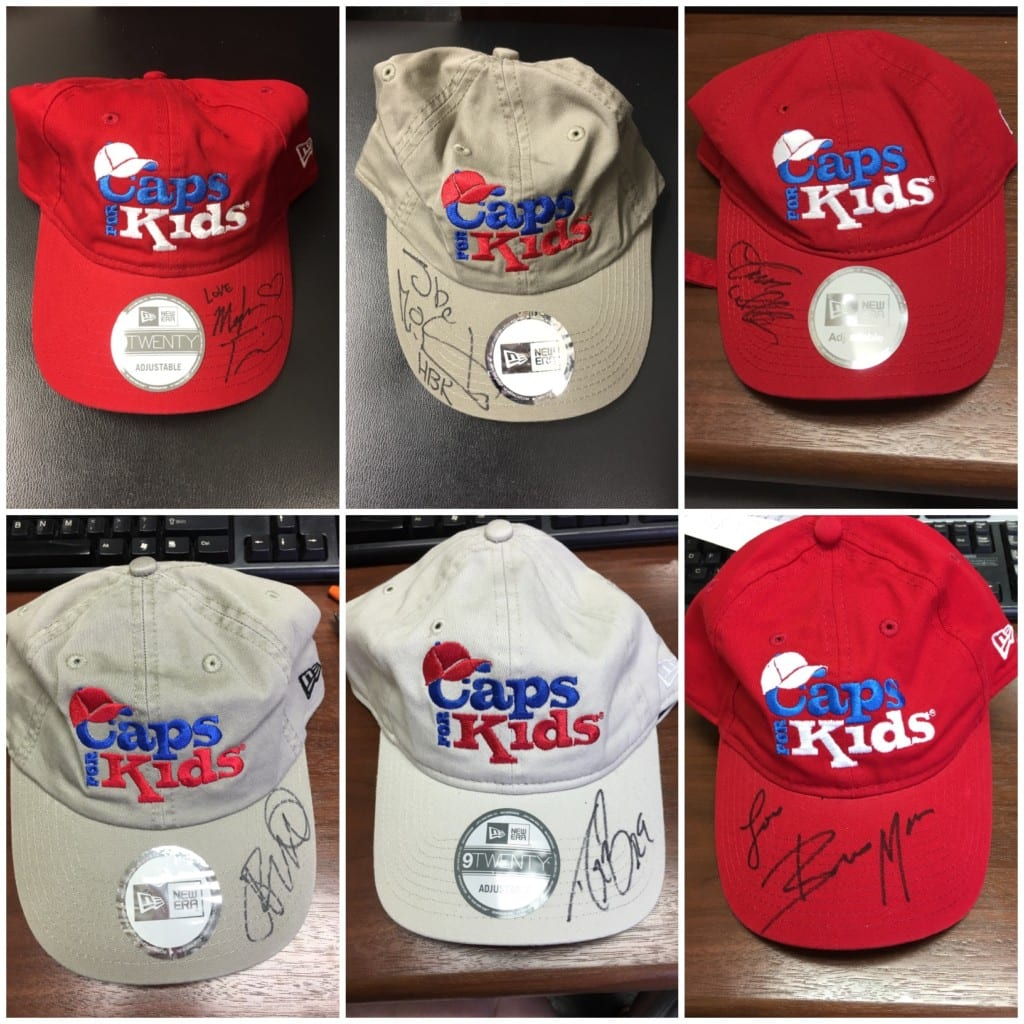 caps for kids