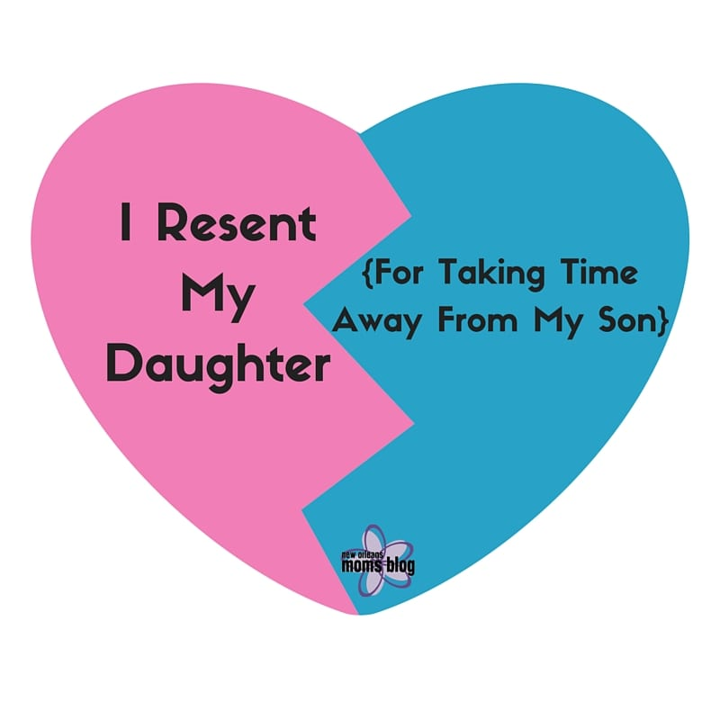 I Resent My Daughter