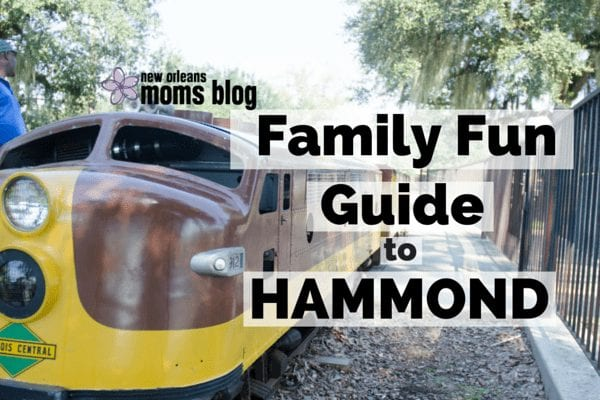 Family Fun Guide to Hammond