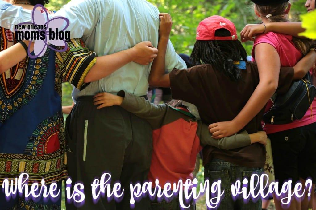 Parenting Village?