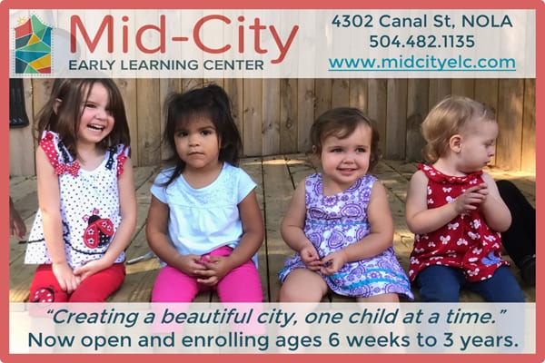 Mid-City Childcare New Orleans