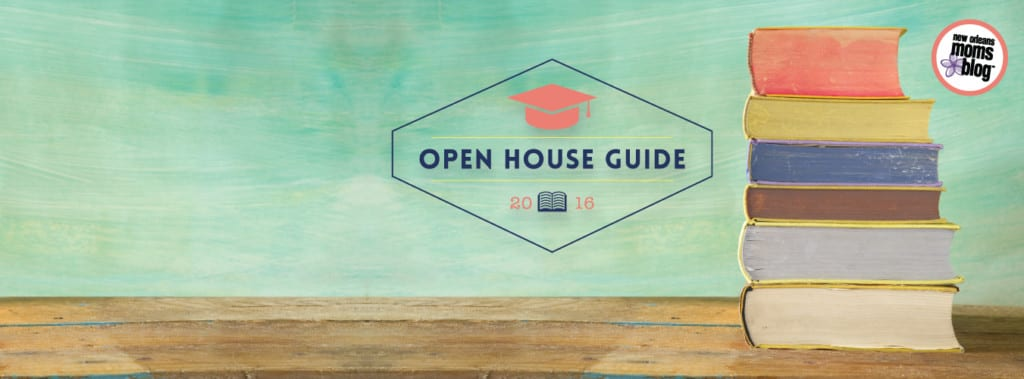 New Orleans Schools and Open Houses