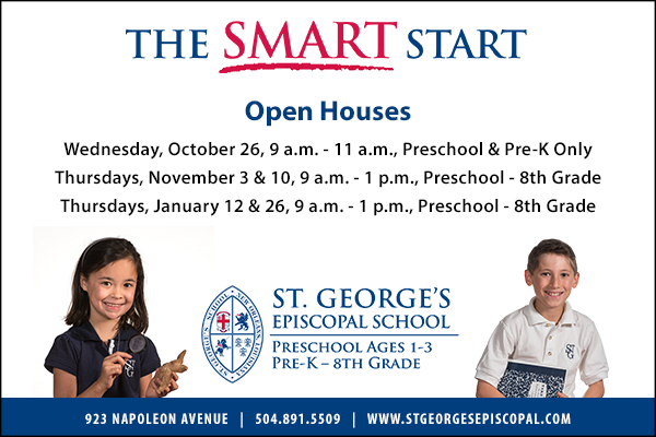 St. George's Open House
