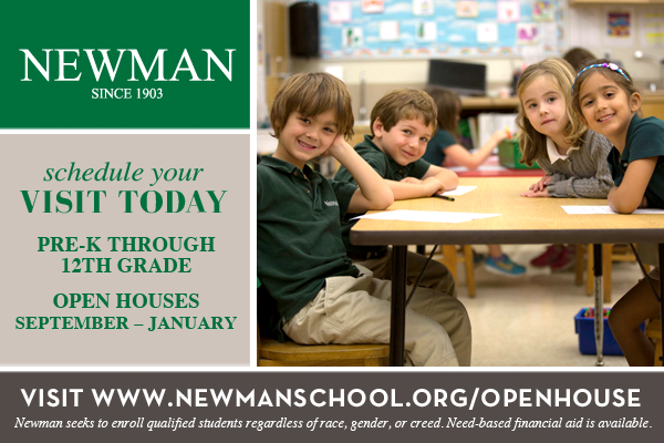 Isidore Newman Open House