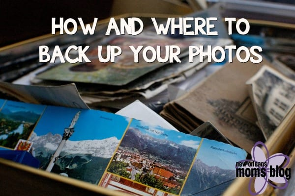 Backup your Photos