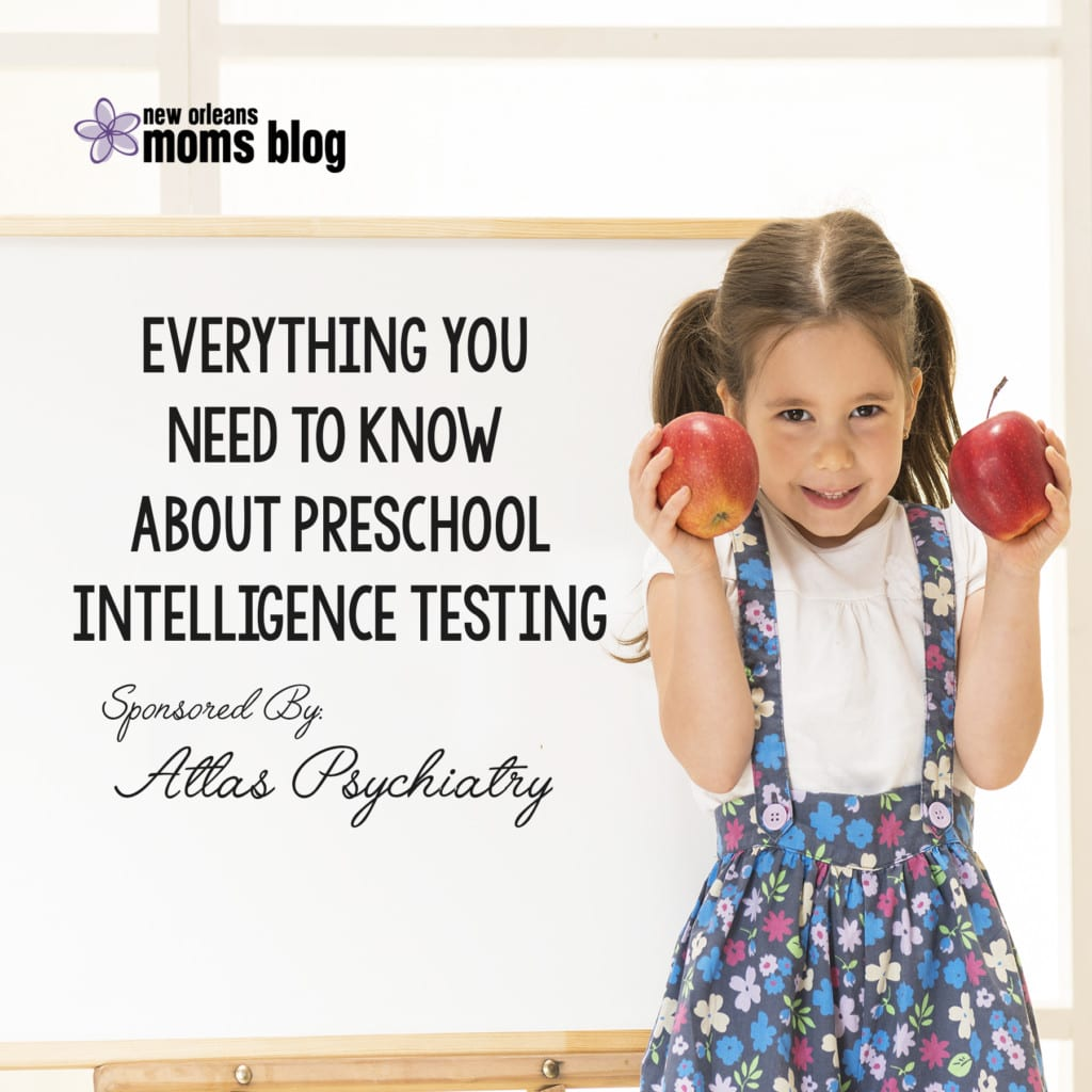 Preschool Intelligence Testing