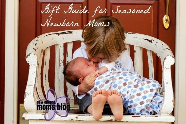 160404 Gift Guide for Seasoned Newborn Moms