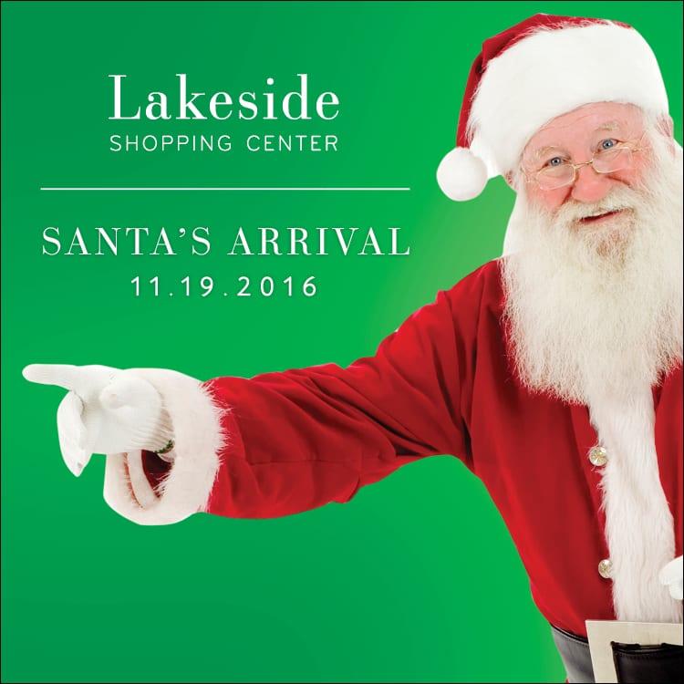 Lakeside Shopping Center!