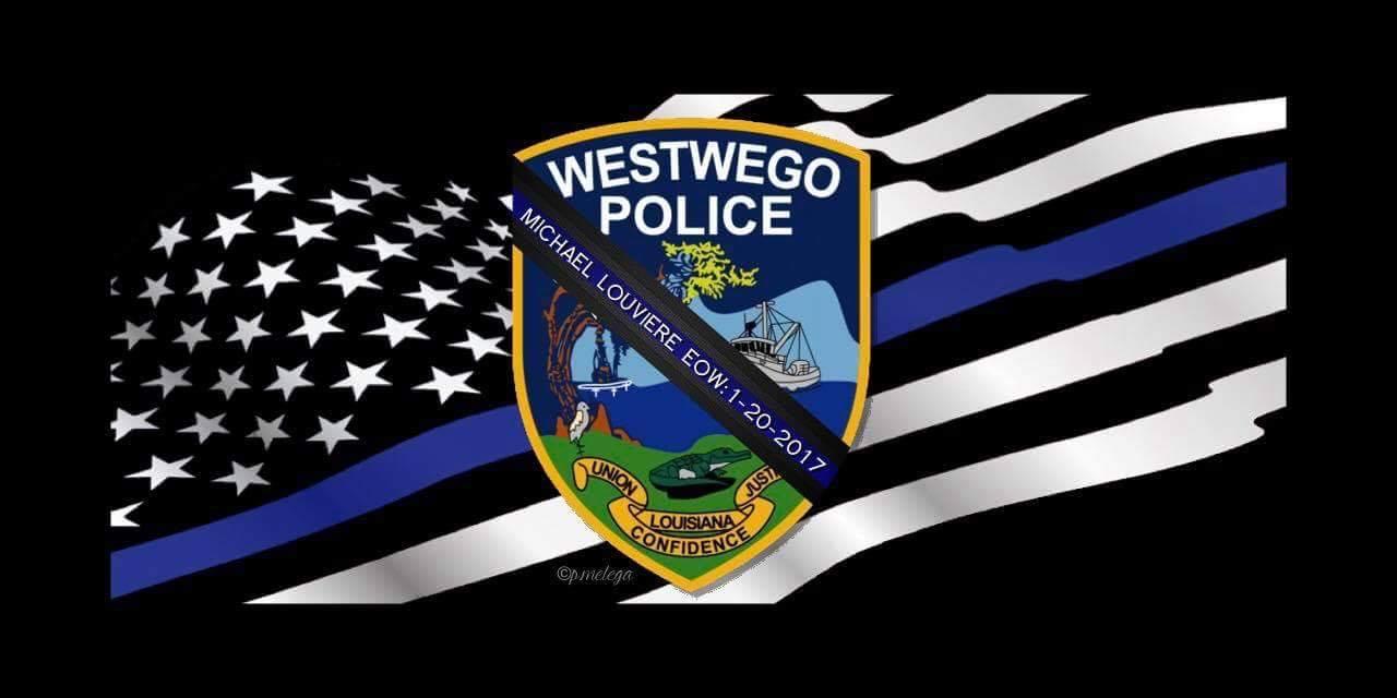 Ashley Louviere Westwego Police