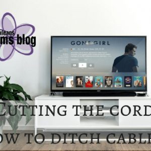 Cutting the cord_ditch cable