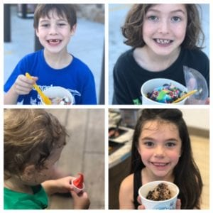Frozen Treats for all at RaceTrac