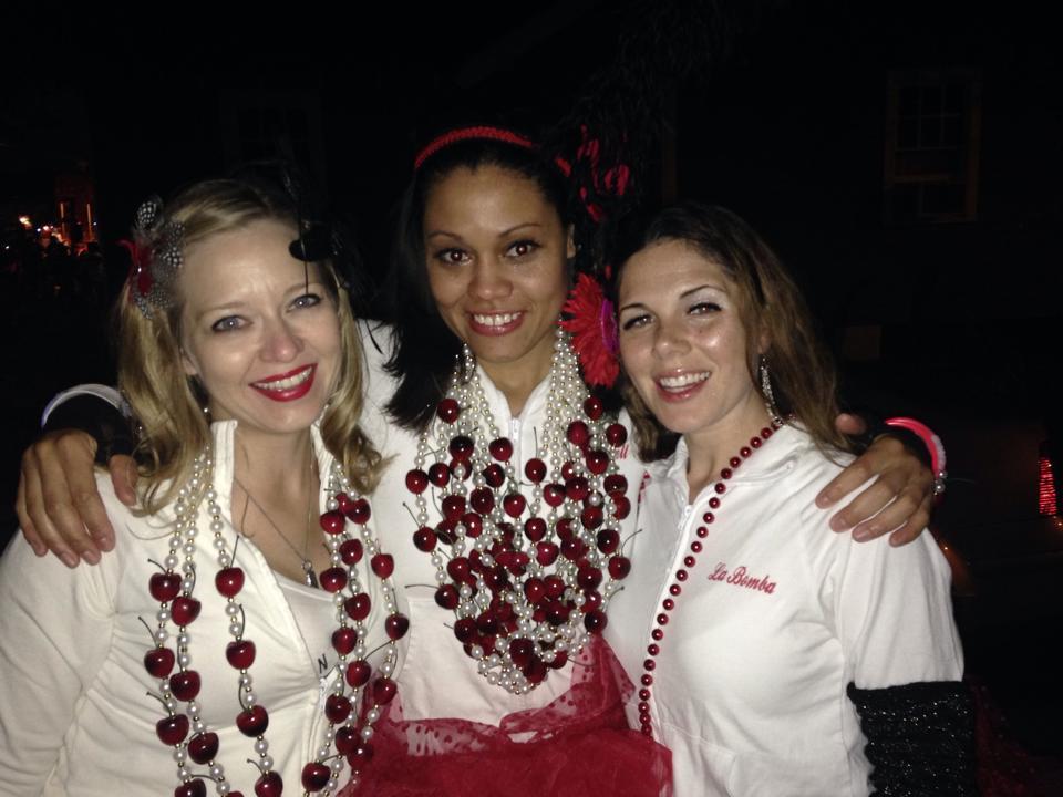 Mardi Gras Dance Troupe