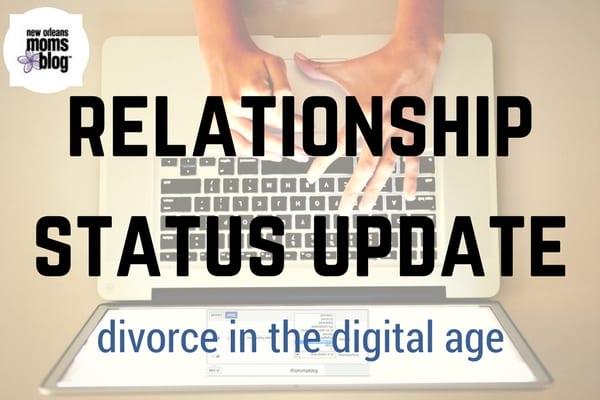 relationship status update